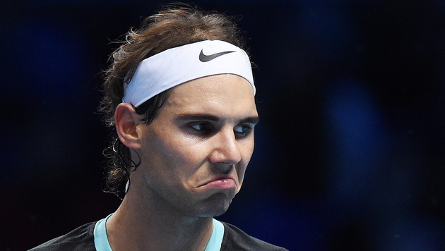 Rafael Nadal (Bild: APA/EPA/ANDY RAIN)