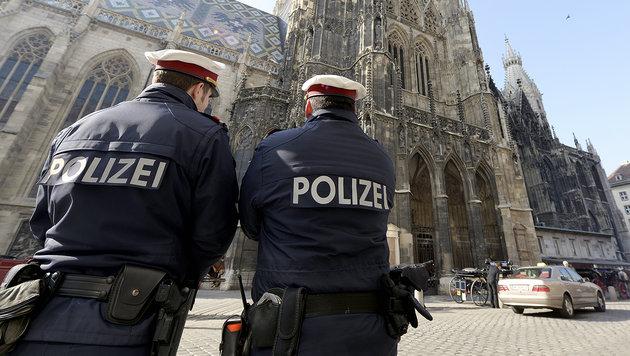 Zwei Drittel der Österreicher fürchten Anschläge (Bild: APA/HERBERT NEUBAUER)
