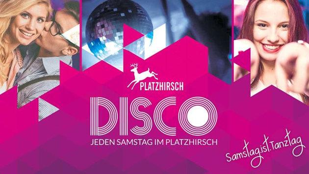 """""""City4U schickt dich zur Disco in den Platzhirsch"""""""