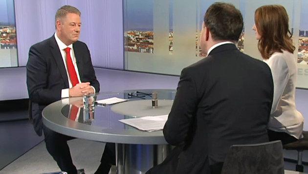 Rupprechter: Europa hat bei TTIP keinen Druck (Bild: tvthek.orf.at)