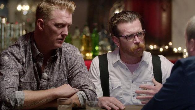 """US-Rocker: """"Wollen wieder im Bataclan spielen"""" (Bild: YouTube.com/Vice)"""
