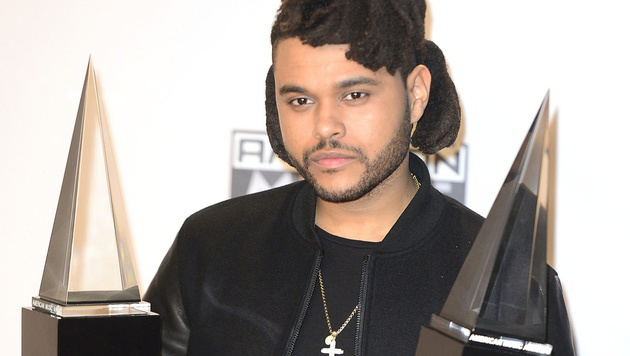 The Weeknd (Bild: APA/EPA/MIKE NELSON)