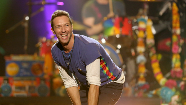 Coldplay-Sänger Chris Martin (Bild: Matt Sayles/Invision/AP)