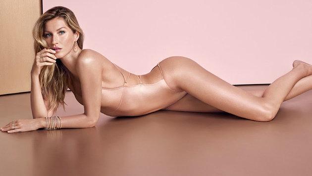 Gisele Bündchen ist bestbezahltes Model der Welt (Bild: Viennareport)