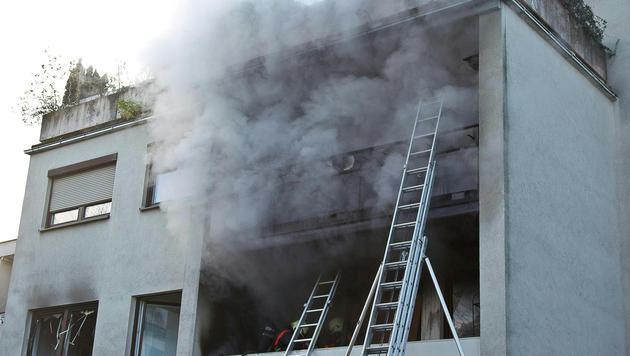 58-Jährige bei Explosion in Wohnung getötet (Bild: APA/FMT-PICTURES/MW)