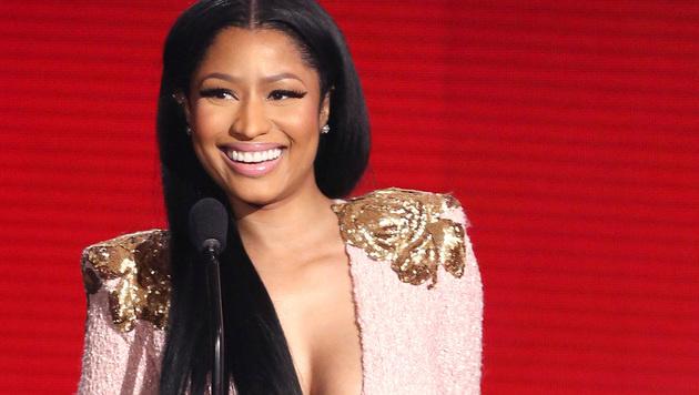 Nicki Minaj (Bild: Matt Sayles/Invision/AP)
