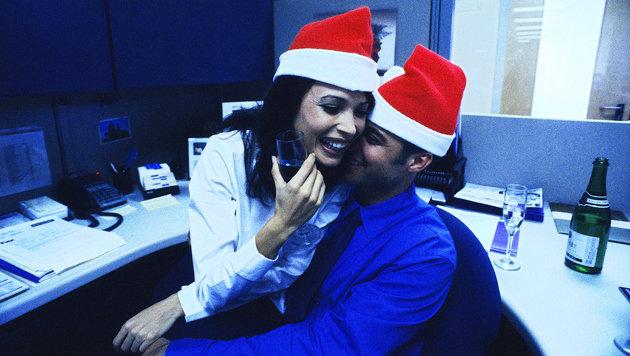 """""""11 Tipps, um auf der Weihnachtsfeier aufzufallen! (Bild: thinkstockphotos.de)"""""""