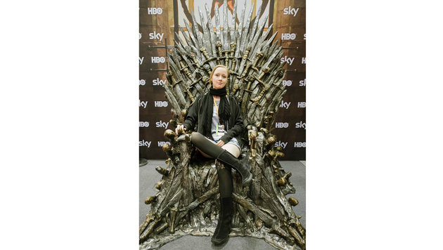"""""Game Of Thrones""-Stars bei der Vienna Comic Con"""