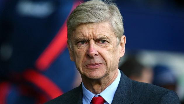 Arsenal-Coach Arsene Wenger (Bild: APA/EPA/TIM KEETON)