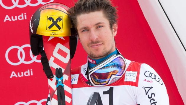 """Hirscher: """"Fällt schwer, an Skifahren zu denken"""" (Bild: APA/EPA/EXPA / JOHANN GRODER)"""
