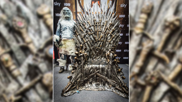 """""Game Of Thrones""-Stars bei der Vienna Comic Con (Bild: Karo Pernegger)"""