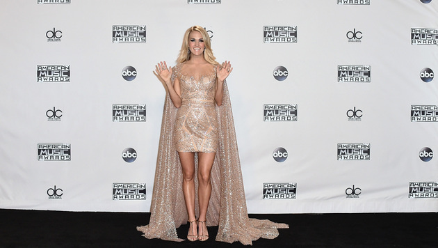 Carrie Underwood (Bild: Jordan Strauss/Invision/AP)