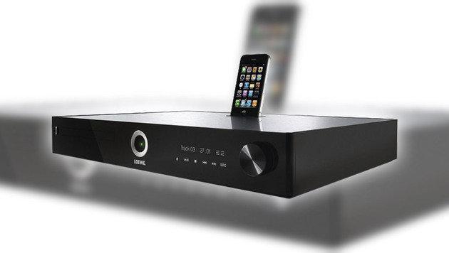 """""""iPad, Galaxy, TV: Schnäppchen am Black Friday (Bild: Loewe)"""""""
