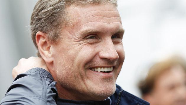 David Coulthard (Bild: APA/ERWIN SCHERIAU)