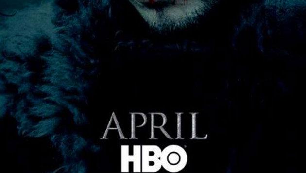 """Dieses Plakat versetzt die Fans von """"Game of Thrones"""" in Aufregung (Bild: HBO)"""