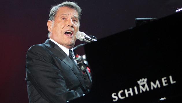 Hommage an den großen Entertainer Udo Jürgens (Bild: FREDRIK VON ERICHSEN / EPA / picturedesk.com)