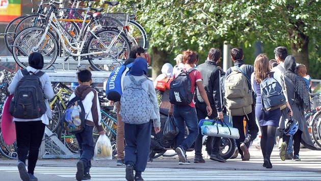 Ö: Bevölkerung wächst jährlich um 60.000 Menschen (Bild: APA/BARBARA GINDL)