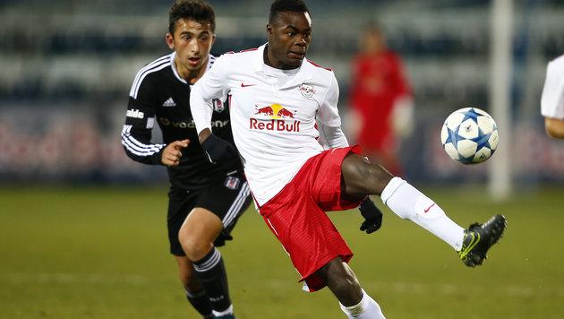 Salzburg in Youth-League mit 5:1-Sieg weiter (Bild: GEPA)