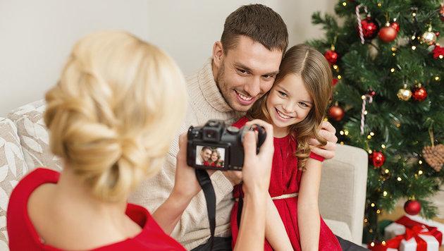 So gelingen Ihnen perfekte Weihnachtsfotos (Bild: thinkstockphotos.de)