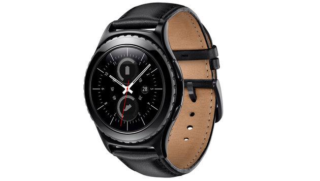 Samsung Gear S2: Die bislang smarteste Smartwatch (Bild: Samsung)