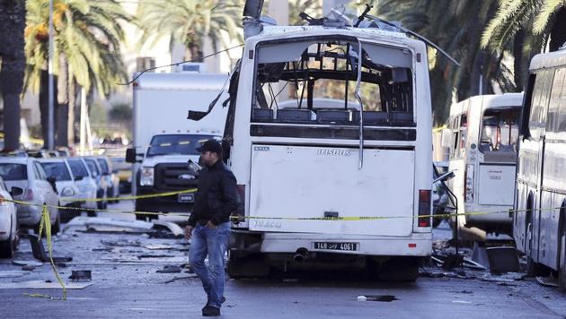 In Tunesien kommt es immer wieder zu Terroranschlägen. (Bild: AP)