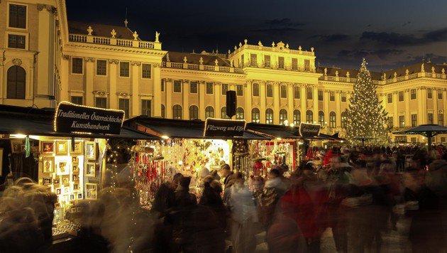"""""""Die schönsten Shopping-Weihnachtsmärkte der Stadt (Bild: Wien Tourismus/Stemper)"""""""