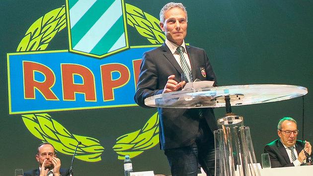 Rapids Crowdinvestment-Projekt knackt 3-Mio.-Limit (Bild: GEPA)