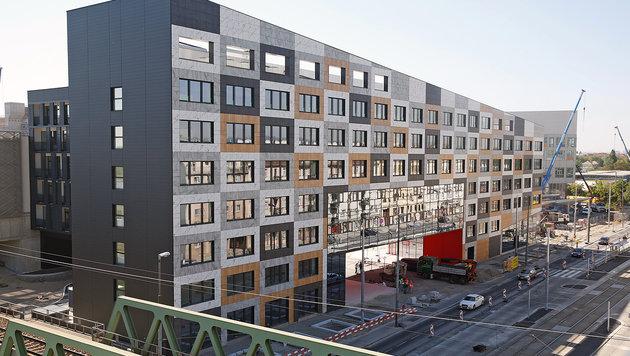 Das Wiener Krankenhaus Nord (Bild: Martin Jöchl)