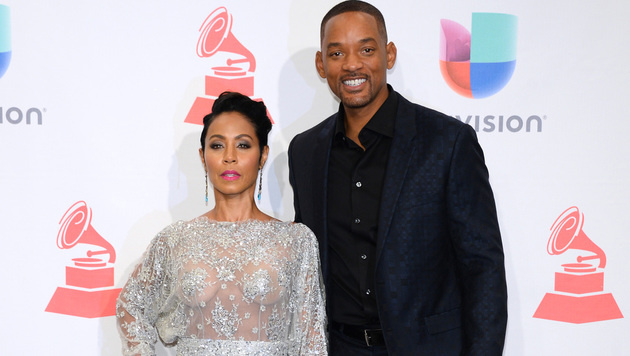 Jada Pinkett-Smith und Will Smith (Bild: Powers Imagery/Invision/AP)