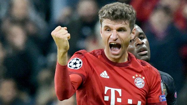 Jurist will FC Bayern aus Vereinsregister löschen (Bild: APA/EPA/PETER KNEFFEL)