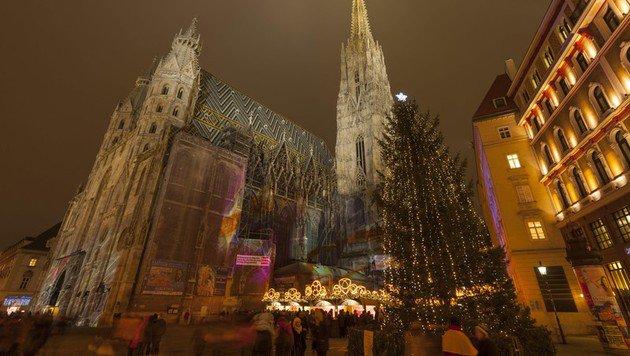 """""""Die schönsten Shopping-Weihnachtsmärkte der Stadt (Bild: Wien Tourismus/Auner)"""""""