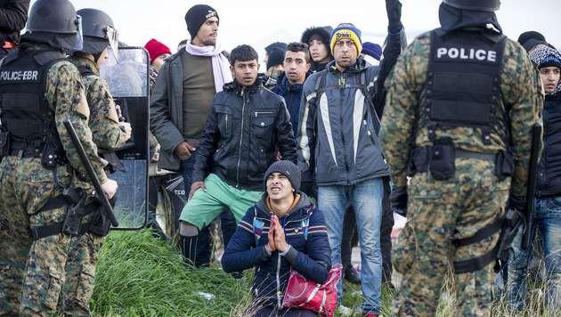 EU-Gericht lässt Ungarn und Slowakei abblitzen (Bild: AFP)