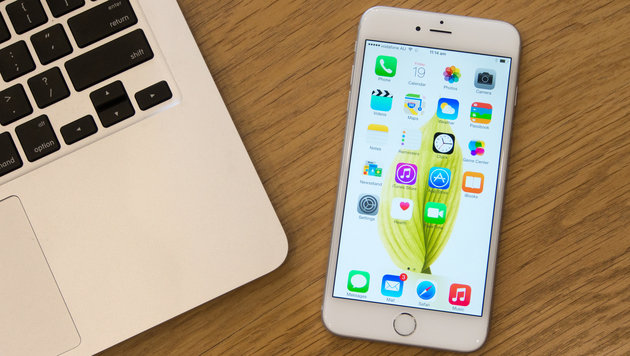 Google hat sich für 1 Mrd. ins iPhone eingekauft (Bild: flickr.com/Omar Jordan Fawahl)