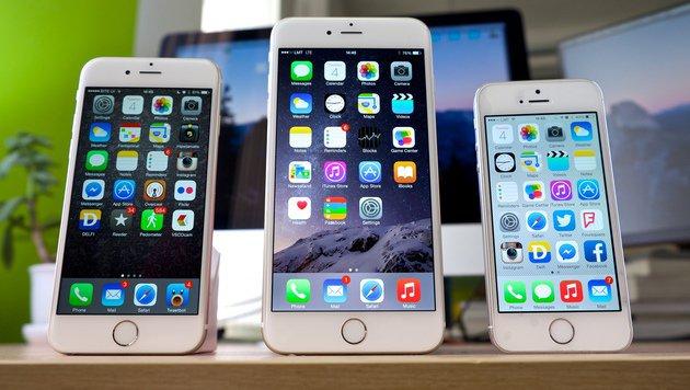 Kurswechsel: iPhone kommt künftig mit OLED-Display (Bild: flickr.com/Kà101rlis Dambrà101ns)