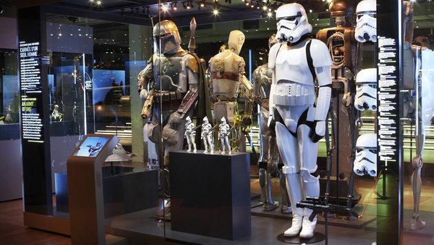 Stormtrooper und Co. (Bild: APA/& TM 2015 LUCASFILM LTD.)