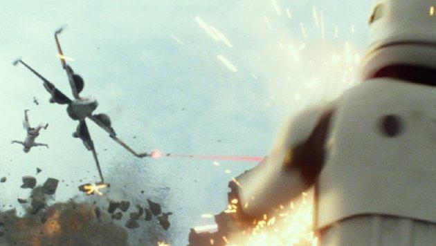 """""""Das ist der neue """"Star Wars""""-Trailer (Bild: Lucasfilm Ltd.)"""""""
