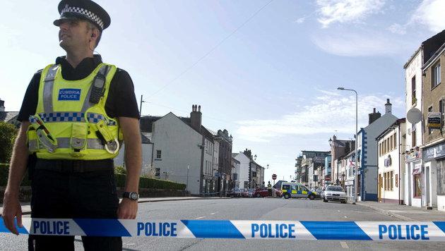 GB: Zwei 14-Jährige wegen Doppelmord verhaftet (Bild: Derek Blair/AFP/picturedesk.com (Symbolbild))