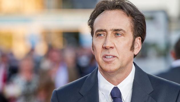 Nicolas Cage isst nur Tiere, die anständigen Sex hatten. (Bild: ETIENNE LAURENT/EPA/picturedesk.com)