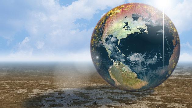Zehn Szenarien, wie unsere Welt untergehen könnte (Bild: thinkstockphotos.de)