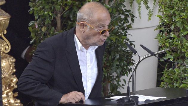 Theaterregisseur Luc Bondy gestorben (Bild: APA/HANS PUNZ)
