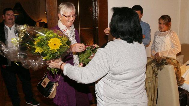 Schwestern nach 68 Jahren endlich vereint (Bild: Sepp Pail)