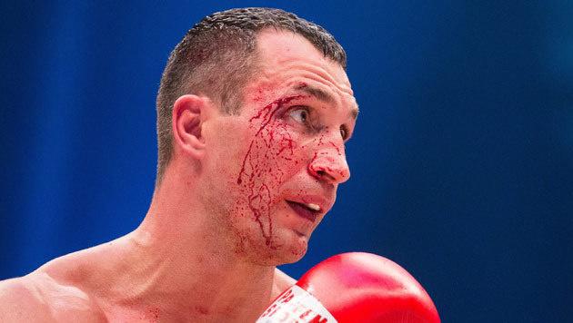 Ex-Box-Champ Klitschko will zu Olympia (Bild: APA/EPA/ROLF VENNENBERND)