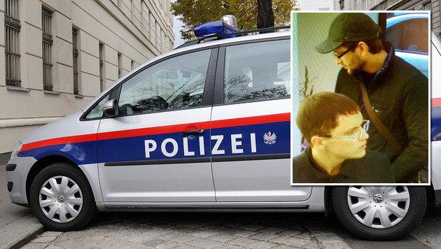 Die Polizei hofft auf Hinweise auf die beiden Täter. (Bild: Andreas Graf (Symbolbild), Polizei)