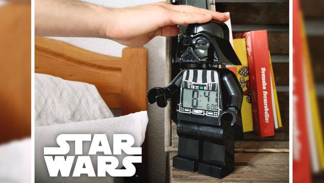 """""""10 geile Gadgets für """"Star Wars""""-Fans! (Bild: Lego)"""""""