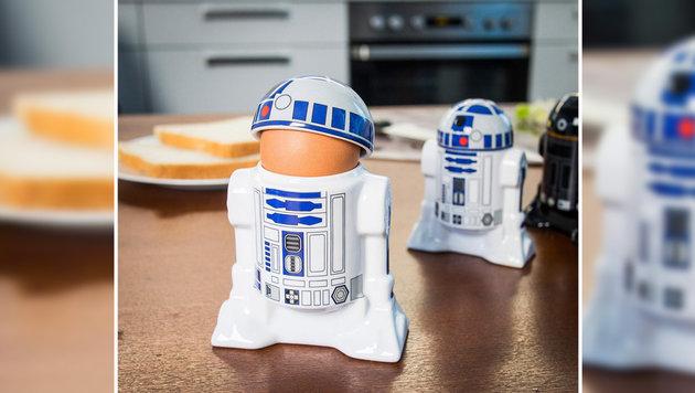"""""""10 geile Gadgets für """"Star Wars""""-Fans! (Bild: radbag.at)"""""""