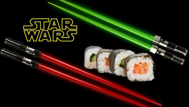 """""""10 geile Gadgets für """"Star Wars""""-Fans! (Bild: Star Wars)"""""""