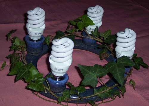 """""""11 Adventkränze für coole Partypeople (Bild: blog.adw.org)"""""""