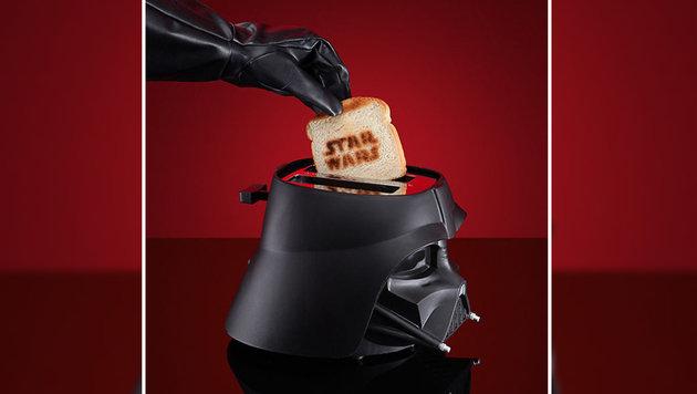 """""""10 geile Gadgets für """"Star Wars""""-Fans! (Bild: bigbadtoystore.com)"""""""
