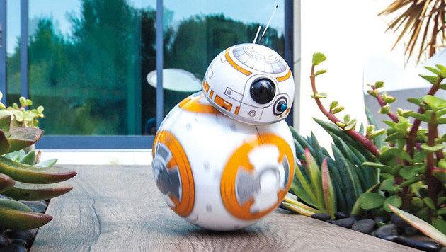 """""""10 geile Gadgets für """"Star Wars""""-Fans! (Bild: Orbotix Sphero)"""""""