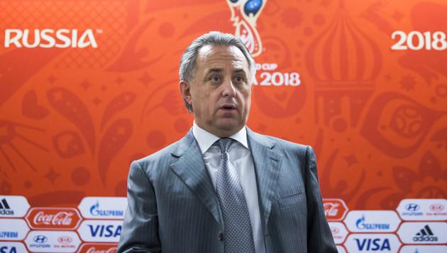 Russlands Sportminister Witali Mutko (Bild: AP)
